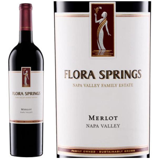 Flora Springs Napa Merlot