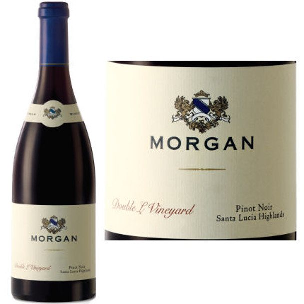 Morgan Double L Vineyard Santa Lucia Highlands Pinot Noir