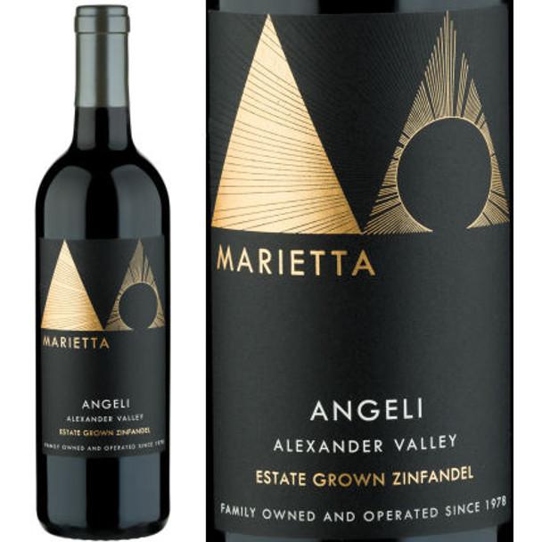 Marietta Cellars Angeli Alexander Valley Zinfandel