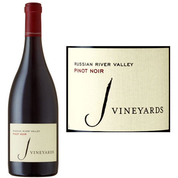 J Vineyards Russian River Pinot Noir