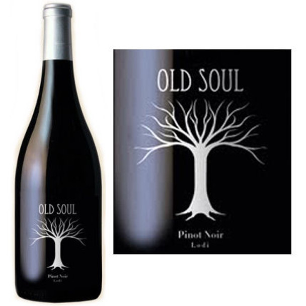 Oak Ridge Winery Old Soul Lodi Pinot Noir