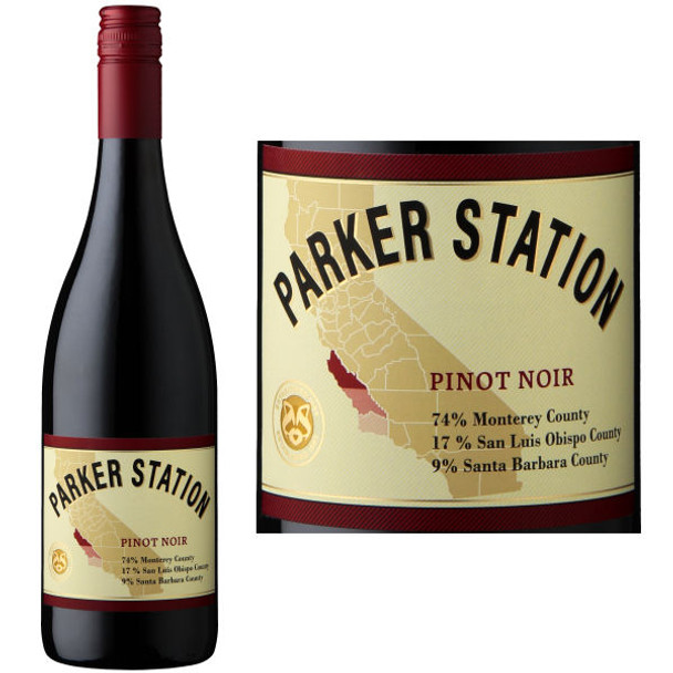 Parker Station Central Coast Pinot Noir