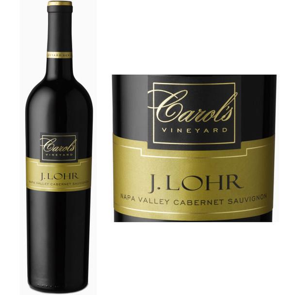 J. Lohr Carol's Vineyard Napa Cabernet