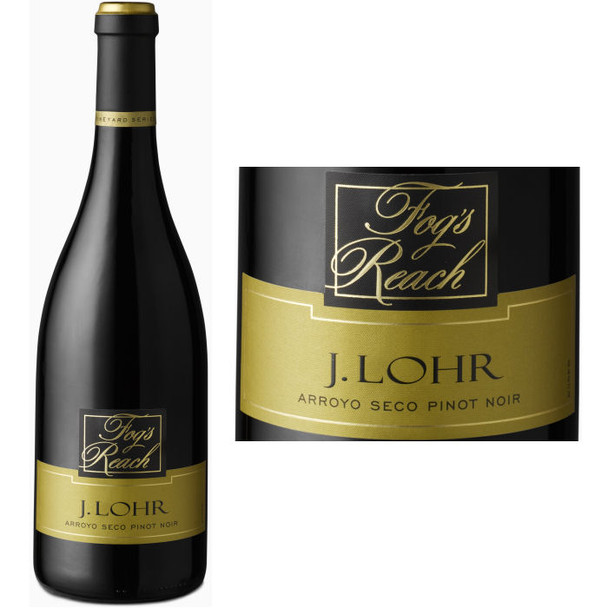 J. Lohr Fog's Reach Vineyard Arroyo Seco Pinot Noir