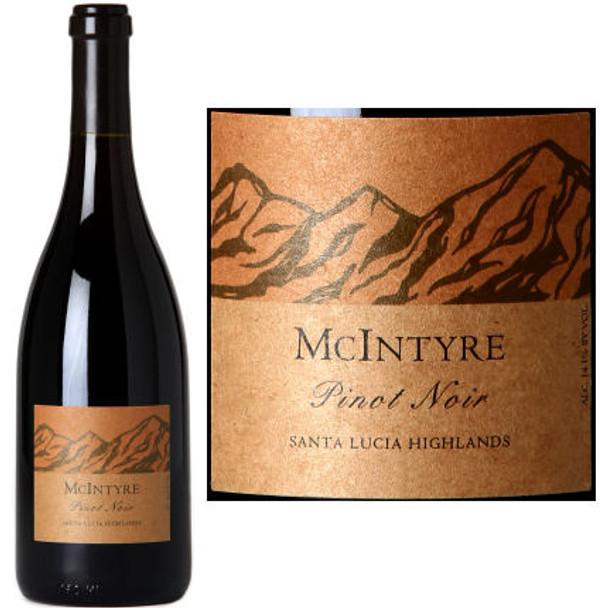 McIntyre Santa Lucia Highlands Pinot Noir
