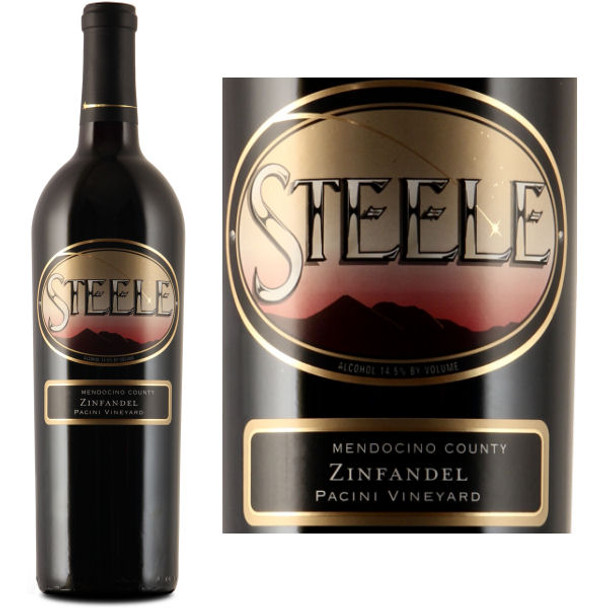 Steele Pacini Vineyard Mendocino Zinfandel