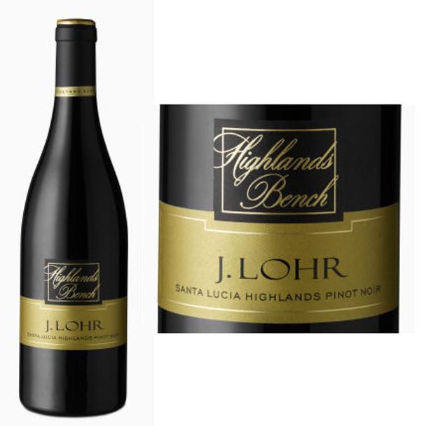 J. Lohr Highland Bench Santa Lucia Highlands Pinot Noir