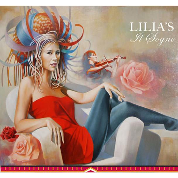 Paoletti Lilia's Il Sogno Non Plus Ultra Red Blend