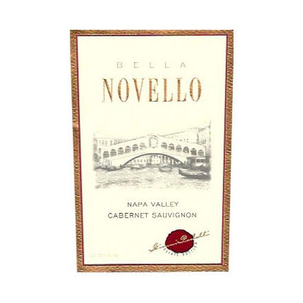 Paoletti Bella Novello Napa Cabernet