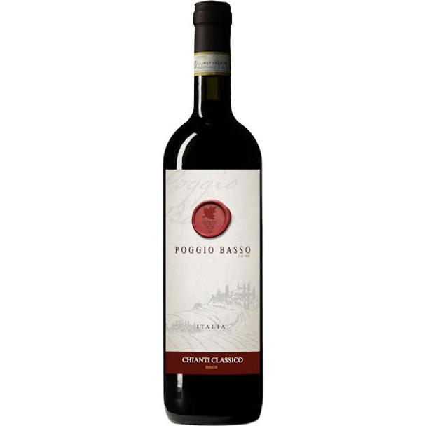 Poggio Basso Chianti Classico DOCG
