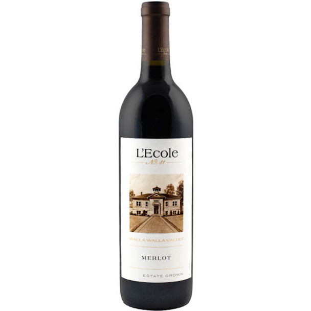 L'Ecole No. 41 Seven Hills Vineyard Walla Walla Merlot Washington