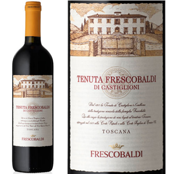 Marchesi de' Frescobaldi Tenuta di Frescobaldi Castiglioni Toscana IGT