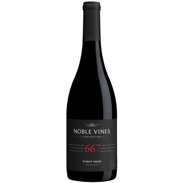 Noble Vines Collection 667 Monterey Pinot Noir