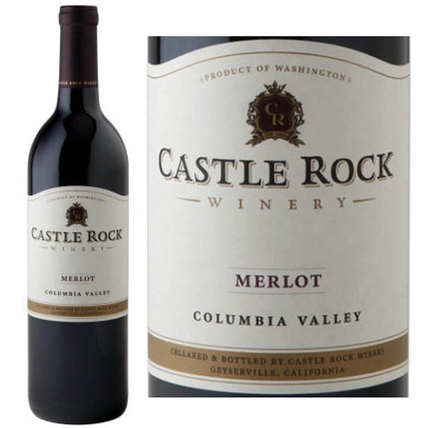 Castle Rock Columbia Valley Merlot Washington