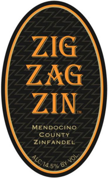 Zig Zag Mendocino Zin