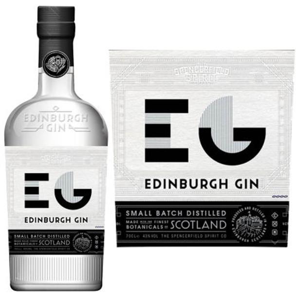 Edinburgh Scottish Gin 750ml