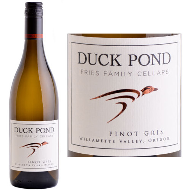 Duck Pond Willamette Pinot Gris Oregon. 768154231496
