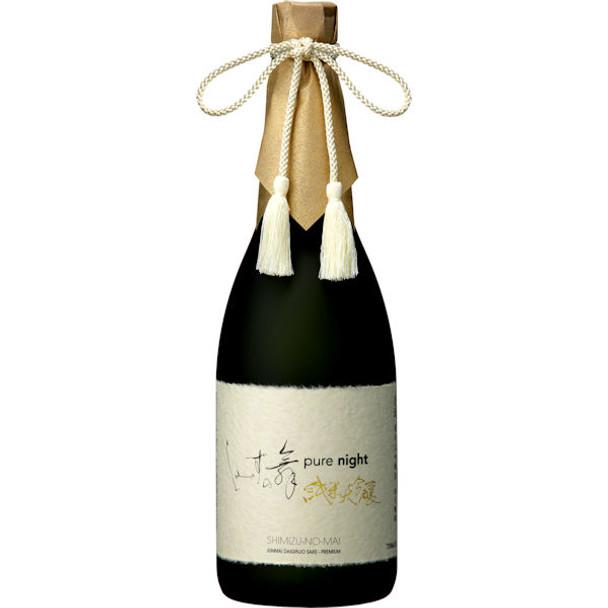 Shimizu-no-Mai Pure Night Junmai Daiginjo Premium Sake