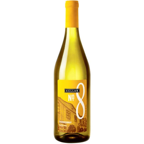 Cellar #8 California Chardonnay