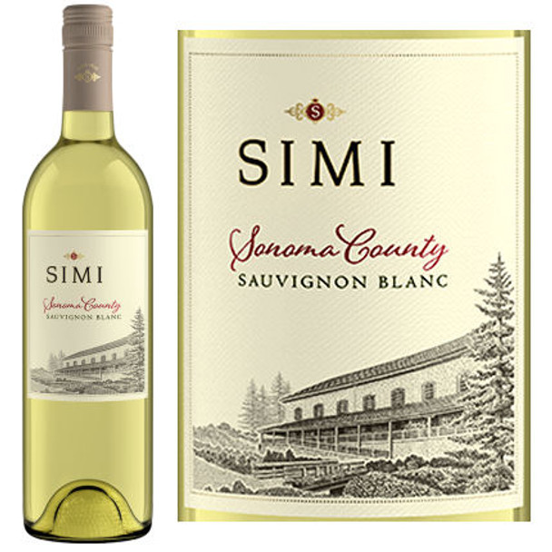 Simi Sonoma Sauvignon Blanc