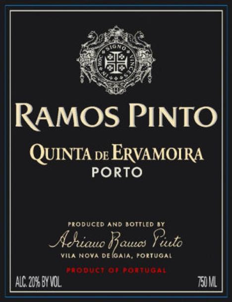 Ramos-Pinto Quinta da Ervamoira Vintage Port