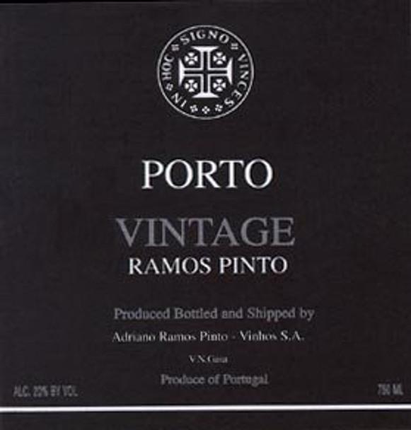 Ramos-Pinto Vintage Port