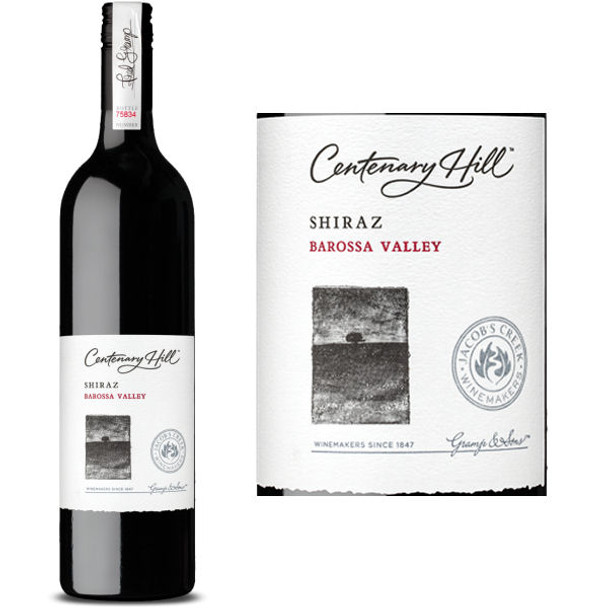 Jacob's Creek Centenary Hill Barossa Shiraz