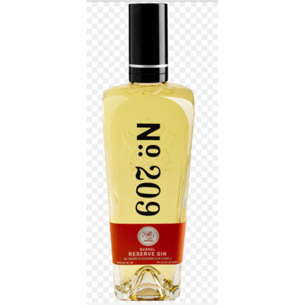 No. 209 Sauvignon Blanc Barrel Reserve Gin 750ml