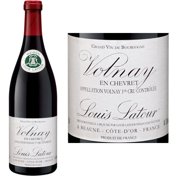 Louis Latour Volnay 1er Cru En Chevret Pinot Noir