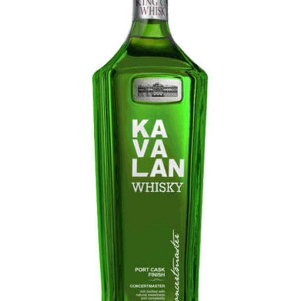 Kavalan Concertmaster Port Cask Finish Single Malt 750ml