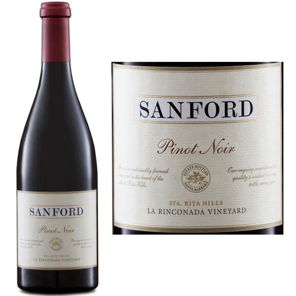 Sanford La Rinconada Vineyard Pinot Noir