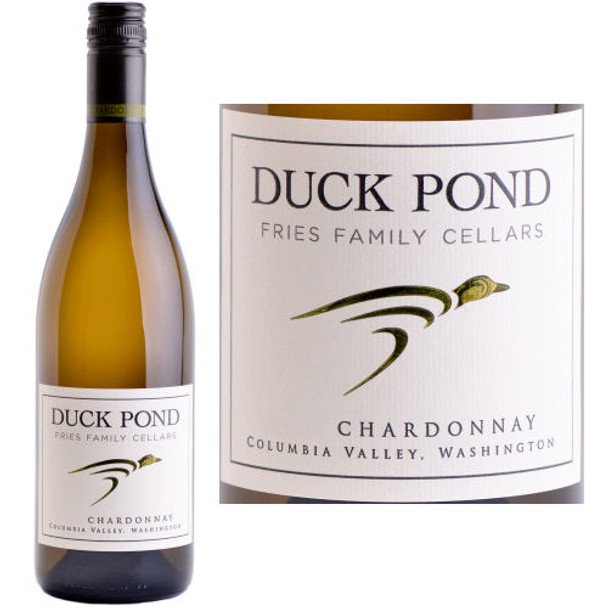 Duck Pond Columbia Valley Chardonnay Washington