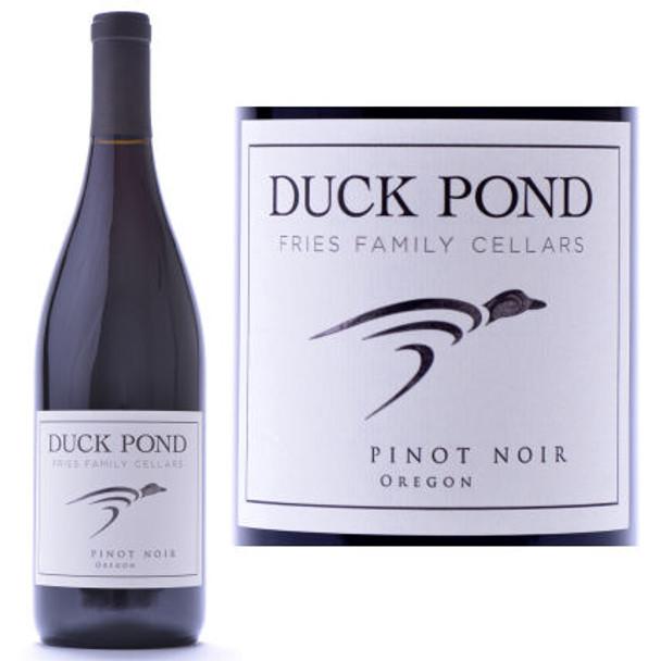 Duck Pond Oregon Pinot Noir