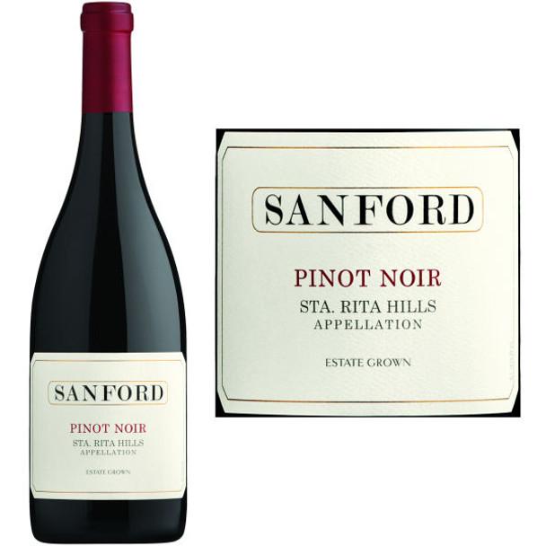 Sanford Sta. Rita Hills Pinot Noir