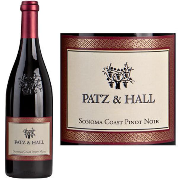 Patz & Hall Sonoma Coast Pinot Noir