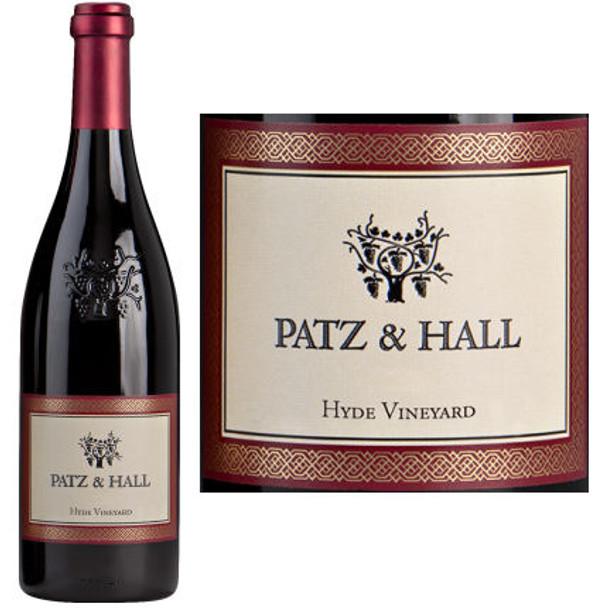 Patz & Hall Hyde Vineyard Carneros Pinot Noir