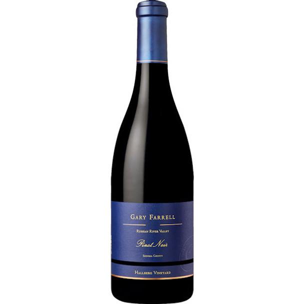 Gary Farrell Hallberg Vineyard Russian River Pinot Noir