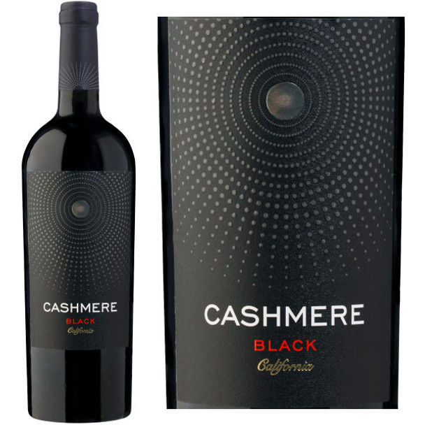 Cashmere by Cline California Black Dark Red Blend