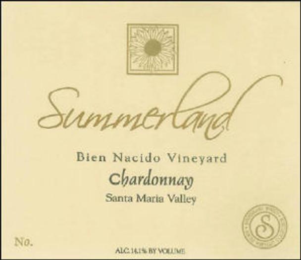 Summerland Bien Nacido Chardonnay