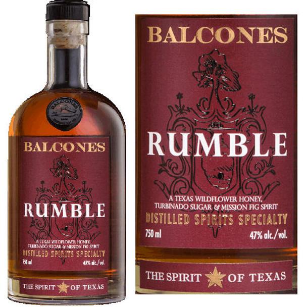 Balcones Rumble Texas Whisky 750ml