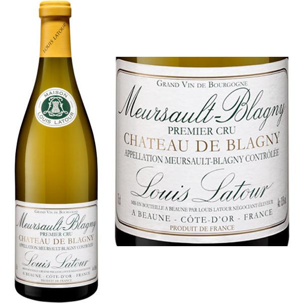Louis Latour Meursault 1er Cru Chateau de Blagny Chardonnay