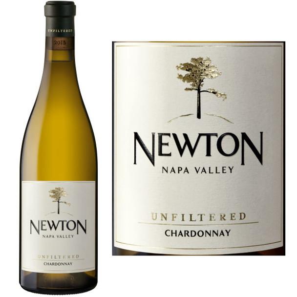 Newton Napa Unfiltered Chardonnay