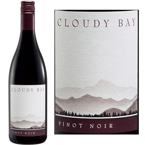 Cloudy Bay Marlborough Pinot Noir