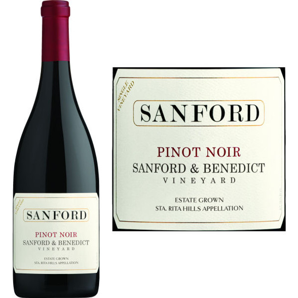 Sanford Sanford & Benedict Vineyard Pinot Noir