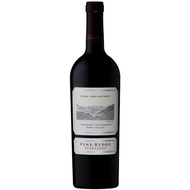 Pine Ridge Stags Leap District Napa Cabernet