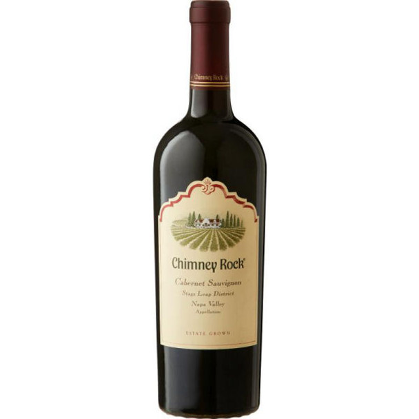 Chimney Rock Stags Leap Cabernet 2015 Rated 90WA