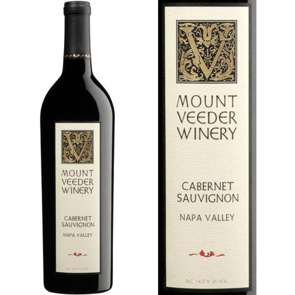 Mount Veeder Winery Napa Cabernet