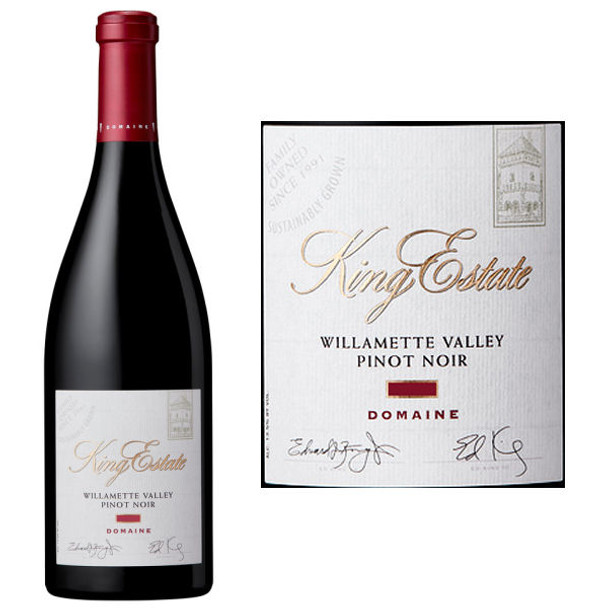 King Estate Domaine Oregon Pinot Noir