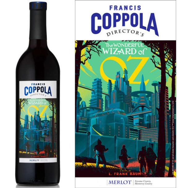 Francis Coppola Director's Wizard of Oz California Merlot