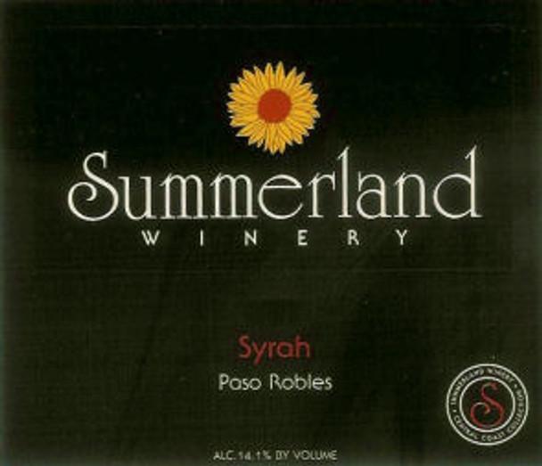 Summerland Paso Robles Syrah
